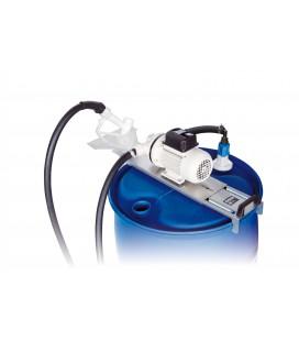 Pompa elettrica Suzzara Blue BASIC per fusto 200 litri